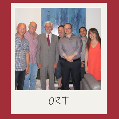 ORT Toronto, Janet Fanaki, ORT reunion, Jewish school, STEM learning, ORT Toronto, ORT, Elly Gotz, Pablo Reich, Lindy Meshwork, helping Jewish students learn STEM and trades programs