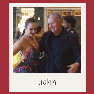 John Yates, dancer, Latin ballroom dancing, Toronto lawyer, dancing lawyer, resilient people, house burned down, Toronto resident, resilient, resilience