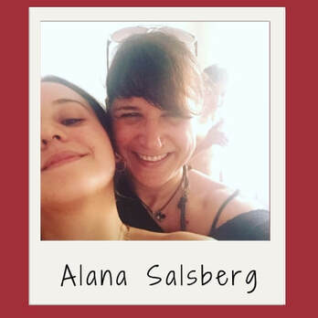 Alana Salsberg writes on single motherhood and learning to let go