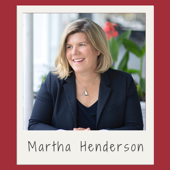 Martha Henderson, Canadian Olympian on life lessons learned through sports