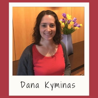 How to be resilient. Dana Kyminas is a Massachusetts widow who honoured her late husband by creating an award for young students.