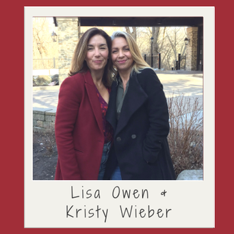 Lisa Owen, Kristy Wieber, being women entrepreneurs and the resilience it takes to build a business
