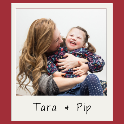 Happy Soul Project, Tara, Down Syndrome, Pip, Resilient People
